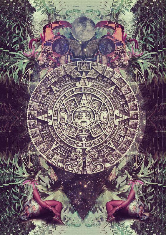 Mini Mayan Soul Astrology Reading