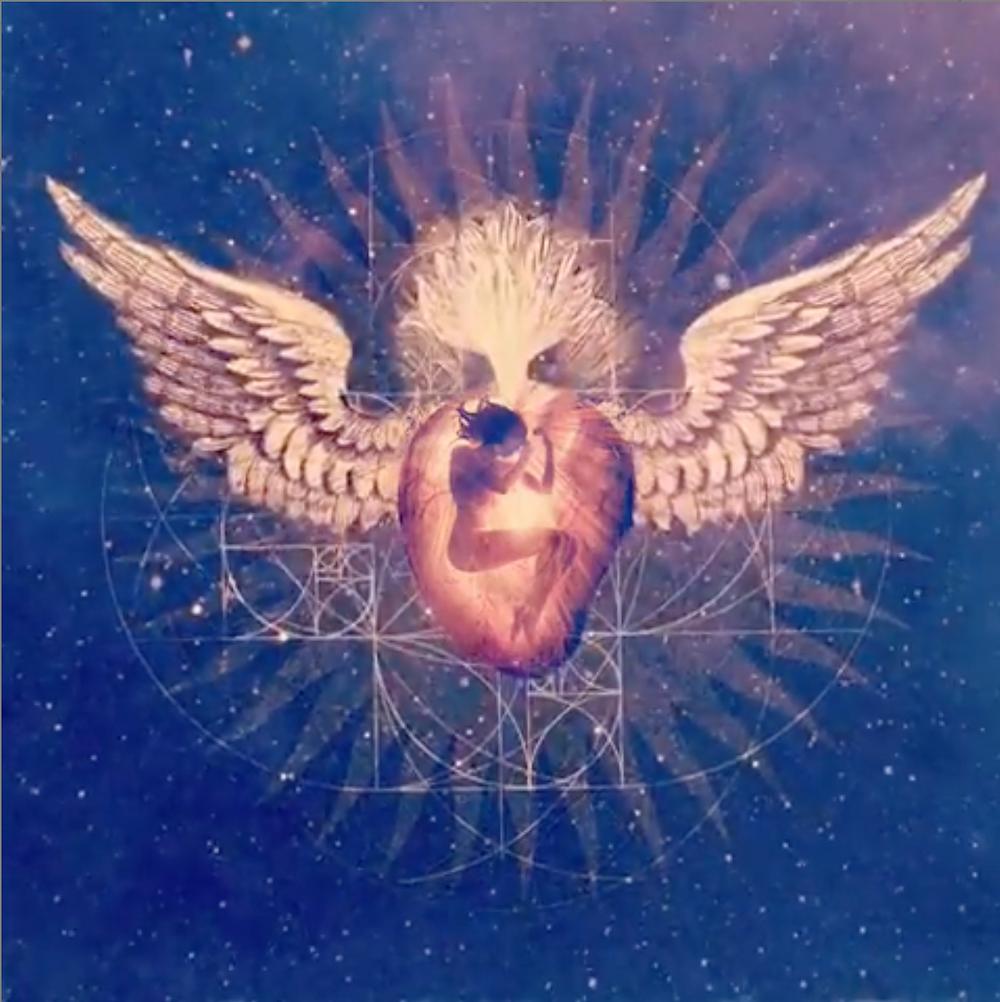 Artist Unknown - Cosmic Heart