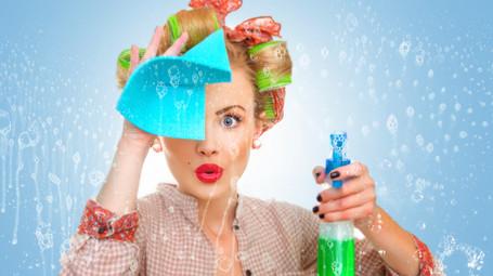 Моющие пробиотики: уборку можно сделать безопасной для здоровья.