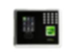 Control acceso biometrico