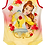 Thumbnail: Official Disney Princess Belle Swimming Costume