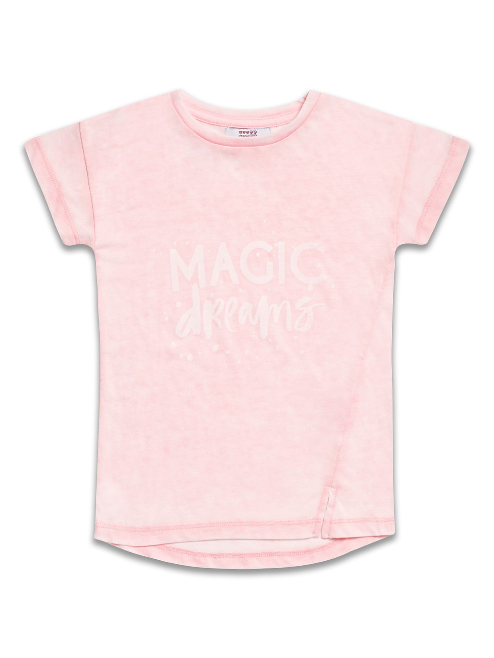 Girls pink magic dreams T-shirt