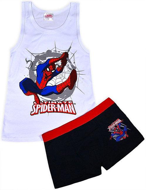 Marvel Spiderman Underwear Set White