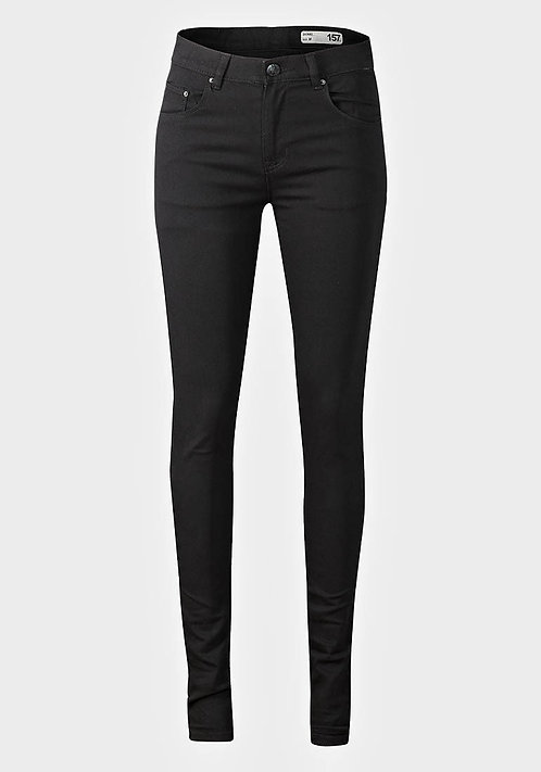 157 Girls 5-Pockets High Waisted Skinny Jeans