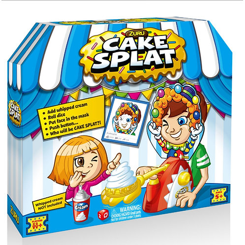 Cake splat Game