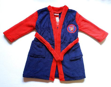 Boys Official Arsenal football club Robe