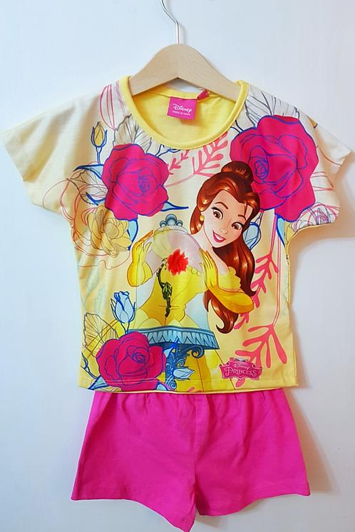 Disney Princess Belle Short Pyjamas