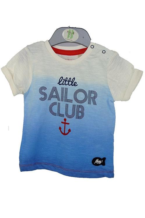 Mini B Sailor Club T-Shirt