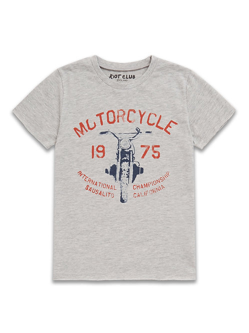 Boys motorcycle T-Shirt