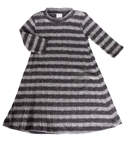 Girls Fine Knit Dress