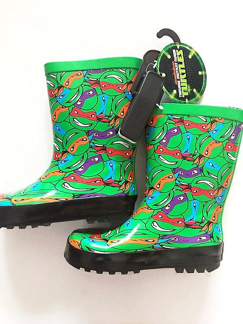 Teenage Mutant Ninja Turtles Toddler Wellington Boots
