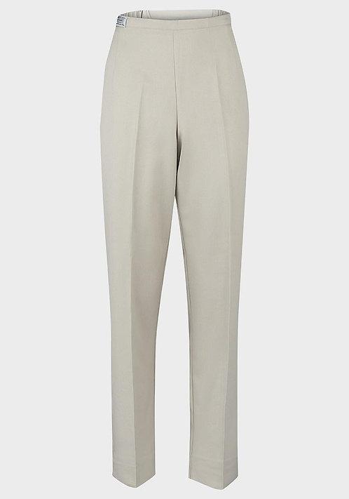 Sarah Hamilton High Waist Comfort Fit Smart Trousers