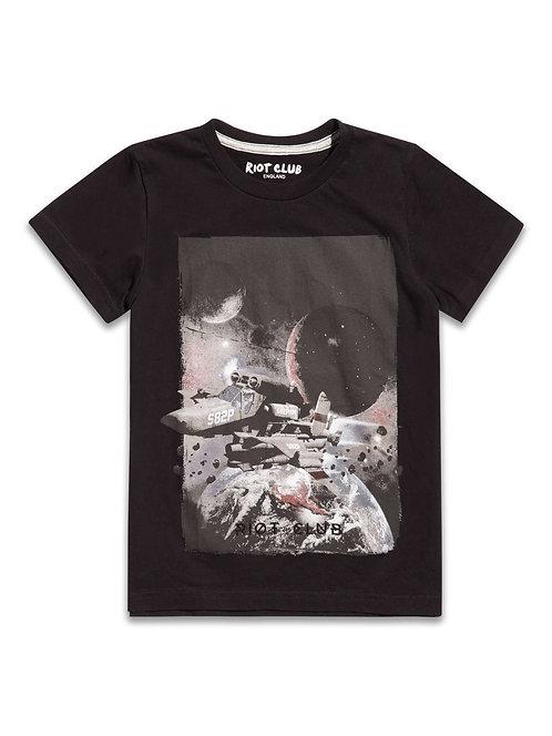 Boys Riot Club space T-Shirt