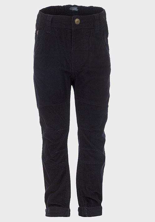 Minoti Boys Corduroy Trousers Navy