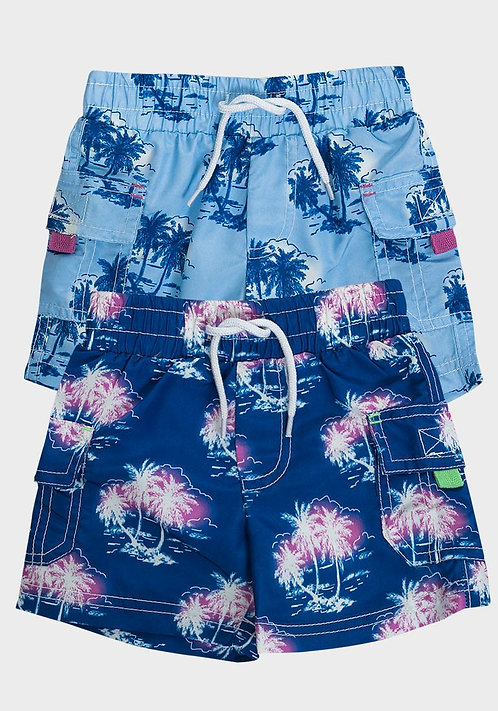 Minoti Boys Printed Swimming Shorts