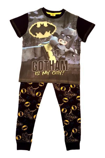 Dc Comics Lego Batman Pyjamas