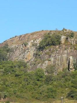 Mashingeni Cliff