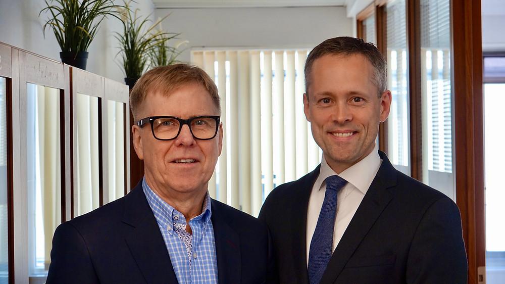 Laki Power, Oskar Valtysson, Bjorgvin Sigurdsson
