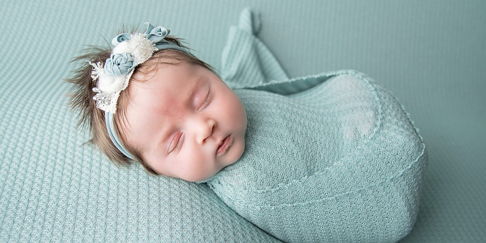 """Workshop - """"Basic Newborn Wrapping and Safety"""""""