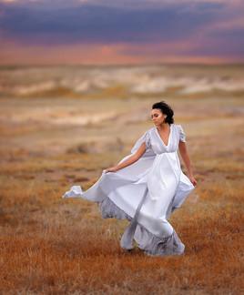 Jessica Vallia - A Westerly Wind Jessica