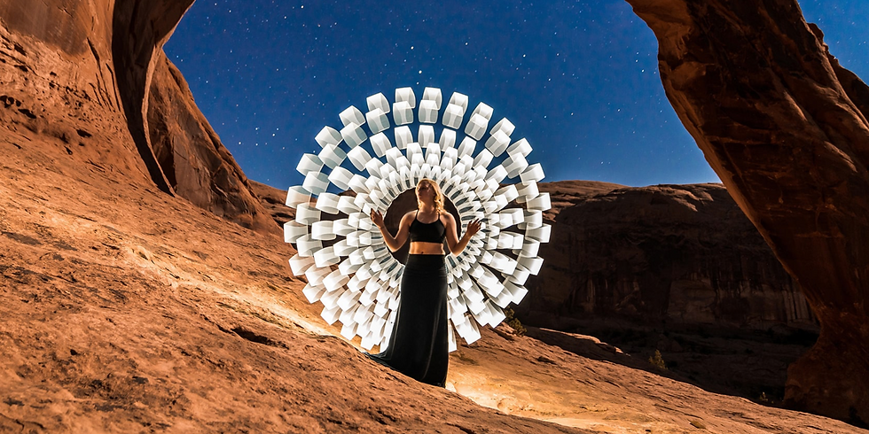Workshop - Light Painting: Creating a New Experience