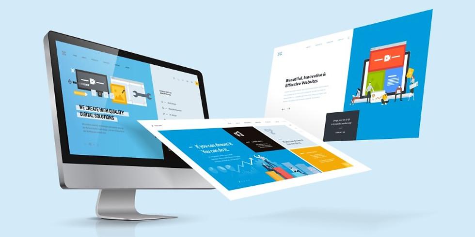 "Workshop - ""Improve Your SEO, Web Design, and Social Media"""