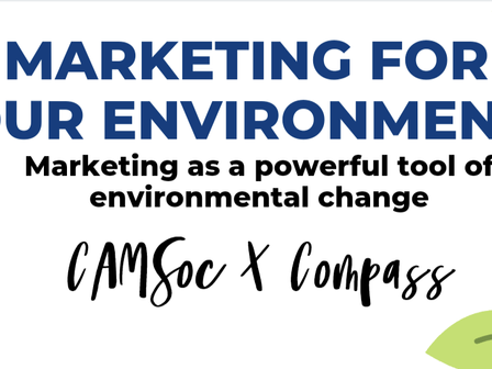 Environmental Marketing Campaigns