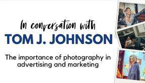 Tom J. Johnson x CAMSoc
