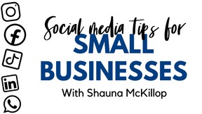 Top Six Social Media Tips for Small Businesses