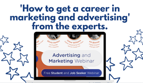How to get a career in marketing and advertising