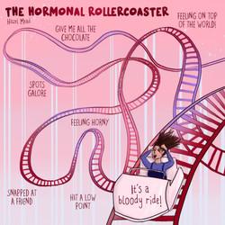 Hormonal Rollercoaster
