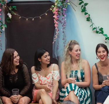 Panel Talk at #GirlsWankToo