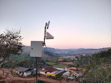 wi-fi 4g internet rural reforçador de sinal celular