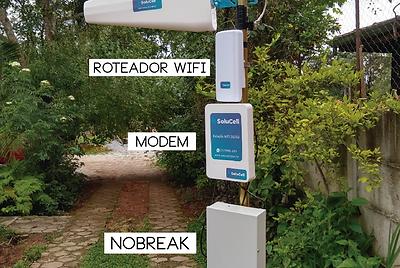 Estação WiFi Multi G