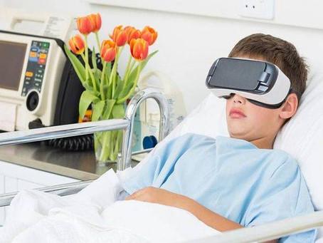 Η τεχνολογία της εικονικής πραγματικότητας στην υπηρεσία της υγείας