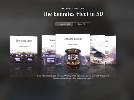 Η Emirates επενδύει στην τεχνολογία εικονικής πραγματικότητας