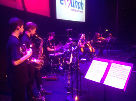 Emunah Gala Dinner Youth Band, Roundhouse, London