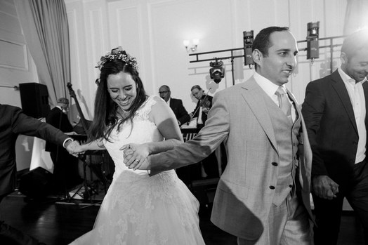 Wedding of Clelia and George, London Zoo ©Bebb