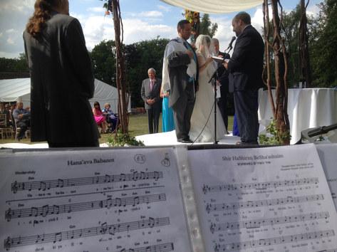 Wedding of Pelia and Jacob at Needham House