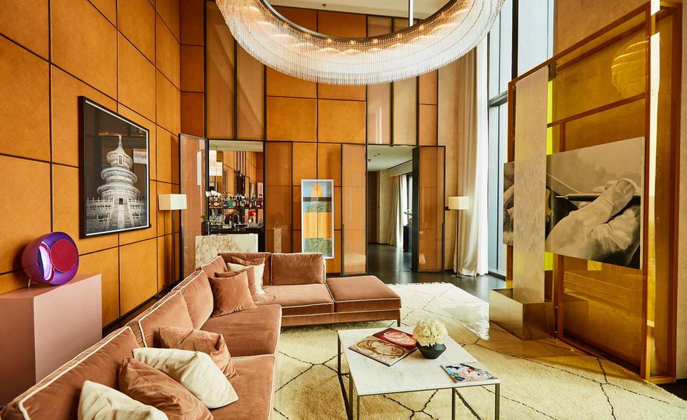Bvlgari Hotel Beijing,宝格丽酒店艺术品合作