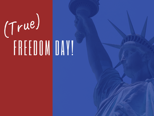 True Freedom Day