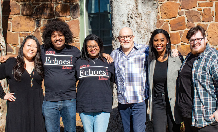 Echoes Media Team and the wonderful panelists