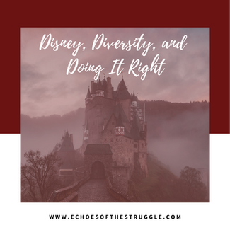 Disney, Diversity, and Doing It Right