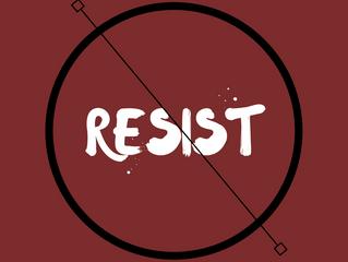 WTF! Resist?