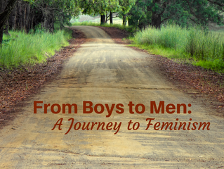 From Boys to Men: A Journey to Feminism