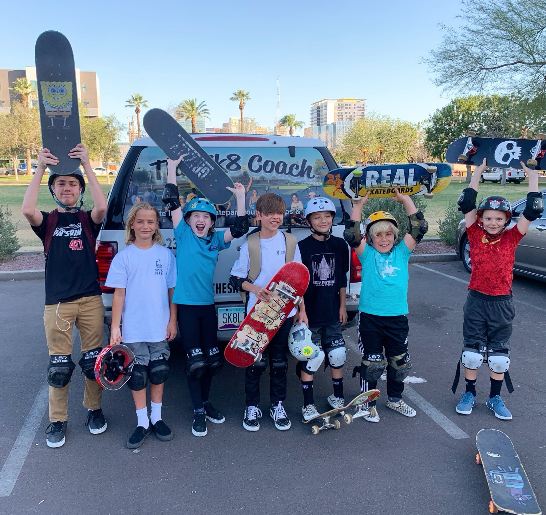 AZ Skatepark Tours