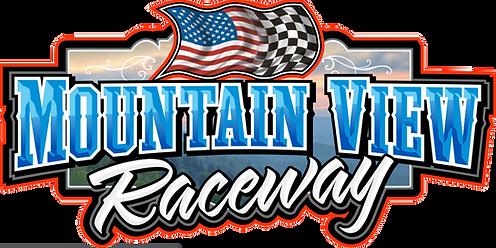 Mountain View Raceway Logo