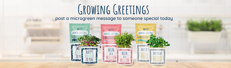 Growing Greetings