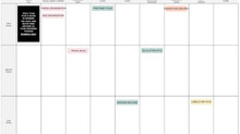 YEARLY PLANNER TEMPLATE - What system I created to manage the workload of mum life and other commitm