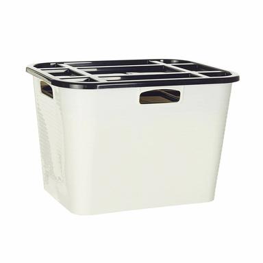 HOWARDS | Flex Box with Lid 45 Litre